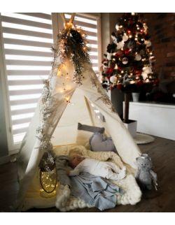 Namiot tipi dla dziecka Natural