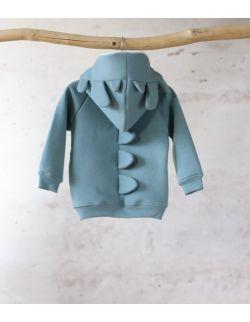 bluza miętowy szczerbuszek