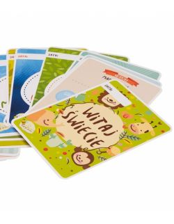 BabyCards unikatowe karty do zdjęć