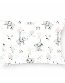 Duża poduszka 40x60cm Happy Elephant