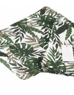 Otulacz bambusowy z poduszką w komplecie