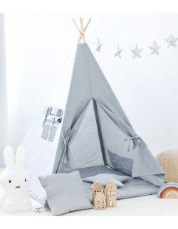 Namiot tipi dla dziecka melange