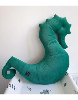 Poduszka do karmienia Konik morski NEPTO - trawiasty