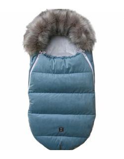 Be velvet! Śpiworek zimowy - Nepal (toddler 12-30mcy)