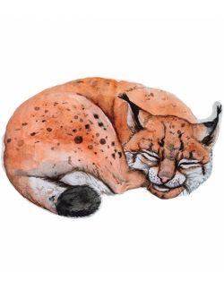Mała poduszeczka - Lynx