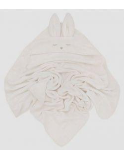 Bambusowy ręcznik króliczek Kremowy