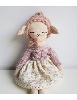 ekologiczna przytulanka owca Pola