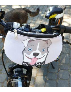 Nerka/ saszetka z psem