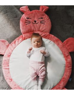 Mata Sensoryczna - Truskawkowy Kotek