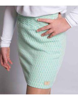 by royal baby Świąteczna spódniczka dla dziewczynki Mint