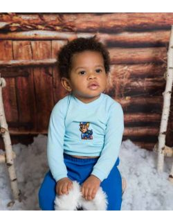 by royal baby komplet dziecięcy dres do przedszkola Psi Patrol