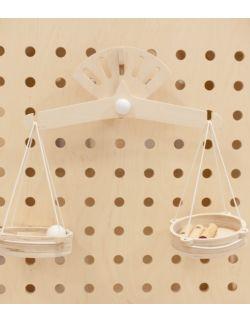 Domek Nano 5w1 + zestaw akcesoriów do zabawy