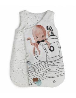 Bawełniany śpiworek z bawełny premium dla niemowlaka Sea Friends
