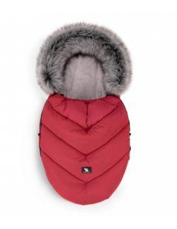 śpiworek MINI Moose Yukon czerwony
