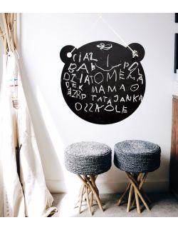 Uszatka - tablica ścienno - podłogowa
