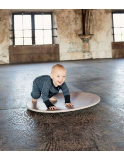 Deska do balansowania 360 z filcem, Mouse, Wobbel