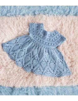 Windy sukienka dla dziewczynki chrzest roczek