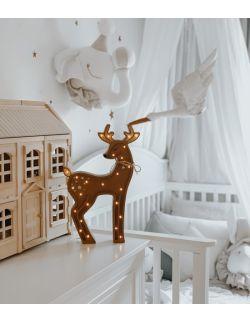 Lampka happy deer jelonek