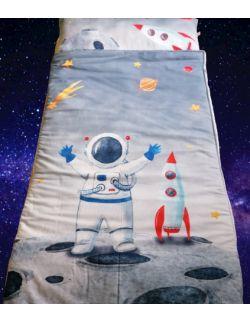 Śpiworek do spania astronauta