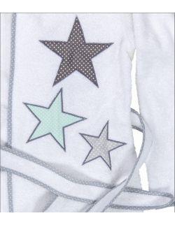 Szlafrok kąpielowy 3 - 5 lat Gwiazda