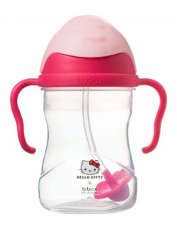 Bidon ze słomką 240 ml, Hello Kitty Pop Star, b.box