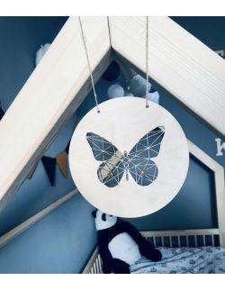 Zawieszka dekoracyjna motyl