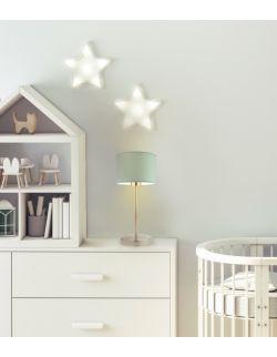 Nowoczesna lampka nocna dla dzieci NICEA