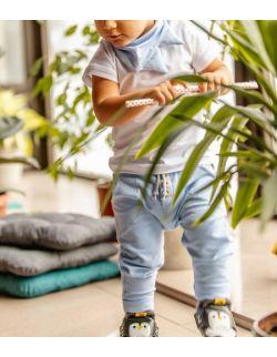 Błękitne spodnie Felix