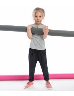 Spodnie dresowe Graphite dla dziewczynki