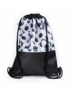 Plecak worek dla dorosłych Piłka