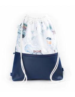 Plecak worek dla dorosłych Podróże