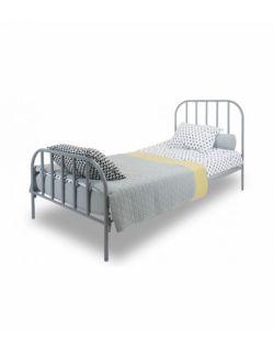 Łóżko Metalowe Scandi