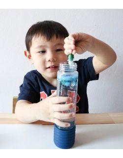 Butelka sensoryczna DIY, Jellystone Designs, różne kolory