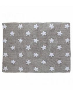 Dywan Bawełniany Stars Grey