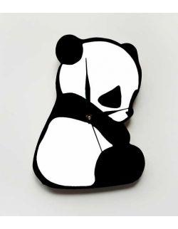 Zegar ścienny - Panda