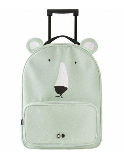 Podróżna walizka na kółkach Mr. Bear