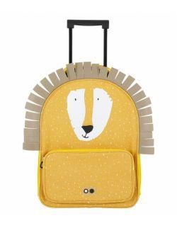 Podróżna walizka na kółkach Mr. Lion