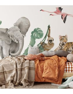 Naklejka Safari zwierzęta I