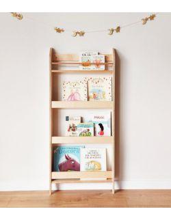 Regał na książki i zabawki simple