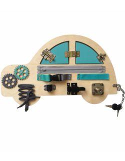 Tablica manipulacyjna ABAM - samochód