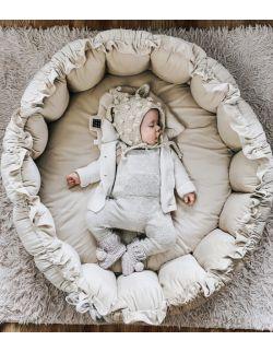 Gniazdo niemowlęce NIDO - beż