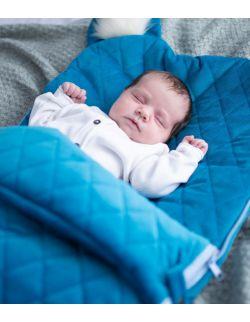 Śpiworek niemowlęcy Dream Catcher Diamond Deep Blue 6in1 80x45 cm