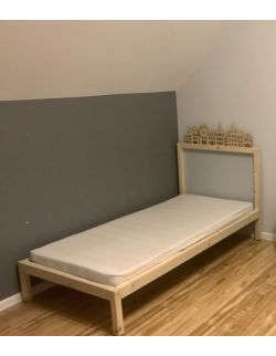 Łóżko Kamieniczki 4 rozmiary Malowane lub Lakierowane