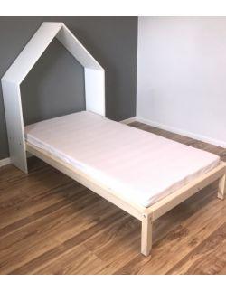 Łóżko filigran HOUSE 4 rozmiary Malowane lub Lakierowane