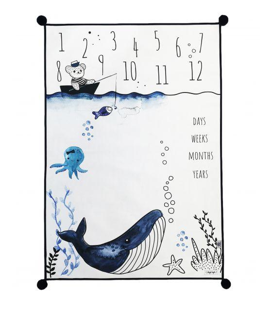 "Foto Mata ""Podwodny świat"" English"