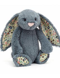 Królik niebieski k.uszy 18cm