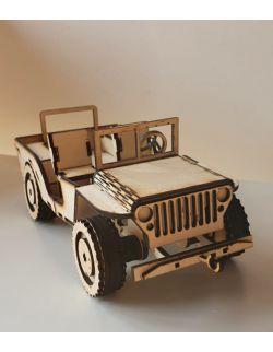 MODEL 3D - JEEP
