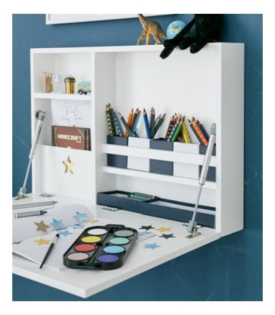 Półka organizer ścienny / biurko