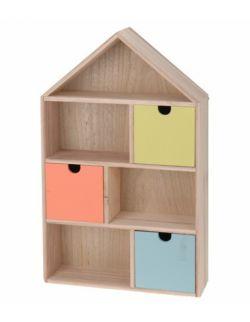 Półka Domek Colourful