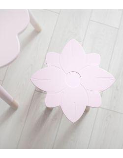 Taboret dla dzieci kwiatek